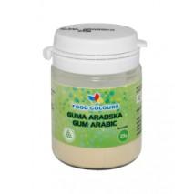 25g GUMA ARABSKA (E414) guma pochodzenia roślinnego K-150 Food Colours
