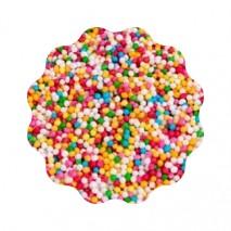 1kg Maczek cukrowy KOLOROWY owocowy 2 mm Dijo