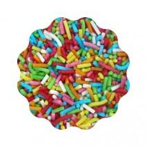 1kg Pałeczki cukrowe KOLOROWE owocowe Sempre
