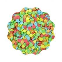 1kg MINI KÓŁECZKA KOLOROWE konfetti cukrowe 3 mm Sempre