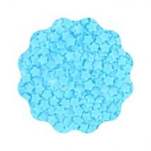 250g GWIAZDKI NIEBIESKIE konfetti cukrowe 5 mm Sempre
