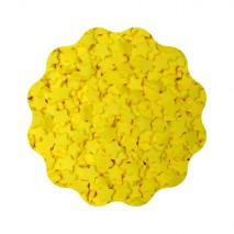 1kg GWIAZDKI ŻÓŁTE konfetti cukrowe 5 mm Sempre