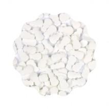 1kg BAŁWANKI BIAŁE konfetti cukrowe 7 mm Sempre