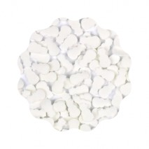 30g BAŁWANKI BIAŁE konfetti cukrowe 7 mm Sweet Decor