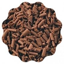 4kg Wiórki z MLECZNEJ CZEKOLADY posypka dekoracyjna 3394874 Barima