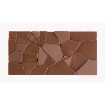 CRUSH Forma do tabliczek czekolady z poliwęglanu PC5002 Pavoni
