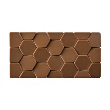 PAVE Forma do tabliczek czekolady z poliwęglanu PC5006 Pavoni