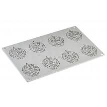 GG029 LEAF Forma silikonowa 300/200 mm do dekoracji AŻUROWY LIŚĆ Pavoni