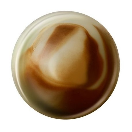 126 szt. NEPTUN MARBLE kulki czekoladowe 331030 Barbara Decor