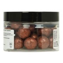 150g MIEDZIANE METALIZOWANE kule z ciemnej czekolady z całym ORZECHEM LASKOWYM 5050607 Sweet Decor