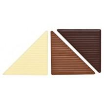 288 szt. MOZAIKA CLASSIC dekoracja czekoladowa dł. 38 mm Barbara Decor