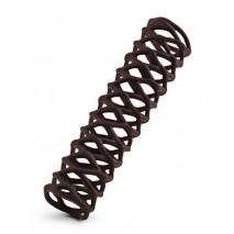 56 szt. RURKA MINI dekoracja z czekolady deserowej ∅16 dł 90 mm 90167 Barbara Decor