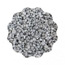 1kg SREBRNE kryształki dekoracja cukrowa 4 mm 24485 Dekorpol