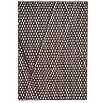 11 szt. AŻUROWA KRATKA dekoracja z czekolady deserowej 250/350 mm CHD-GD-19838E0-999 Mona Lisa