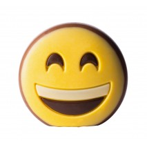 50 g Uśmiechnięta emoticon z mlecznej czekolady 65713 CCW