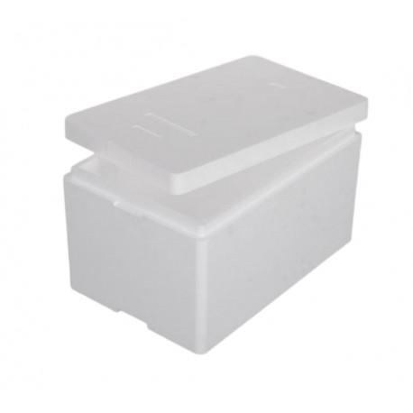Styropianowy pojemnik termoizolacyjny 600/400/280 mm PN428 Styromax