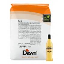 2,5 kg FOND ADVOCAAT stabilizator do śmietany smak likier adwokat Dawn