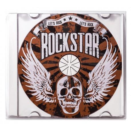 45 g Płyta CD Rock z mlecznej czekolady 65620 CCW