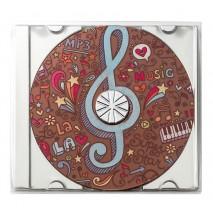 45 g Płyta CD z kolorowym nadrukiem 65374 CCW