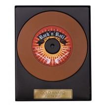 110 g Rock'owa złota płyta z mlecznej czekolady 65618 CCW