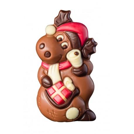 60 g Renifer Elf z mlecznej czekolady 65559 CCW