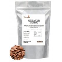 1kg Czekolada 31% MLECZNA Z KARMELEM Lactee Caramel CHF-N31CARA-E4-U72 Cacao Barry