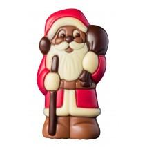 60 g św. Mikołaj z workiem z mlecznej czekolady 65564 CCW