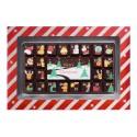 70 g Kalendarz adwentowy z czekolady deserowej 65294 CCW