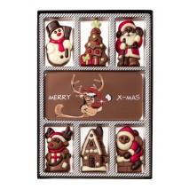 """100 g Upominek """"Merry Christmas"""" z mlecznej czekolady 65335 CCW"""