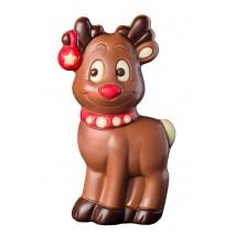 75 g Figurka renifer z mlecznej czekolady 65554 CCW
