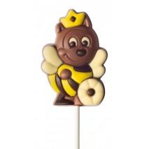 35 g Lizak pszczółka z mlecznej czekolady 92432 CCW