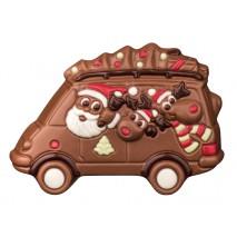 100 g św. Mikołaj w autobusie z mlecznej czekolady 65562 CCW