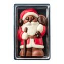 10 g Obrazki świąteczne 3 wzory z mlecznej czekolady 65503 CCW
