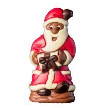 100 g Figurka św. Mikołaj z mlecznej czekolady 65588 CCW