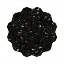 30g MIOTŁA CZAROWNICY czarna konfetti cukrowe 8 mm Sweet Decor