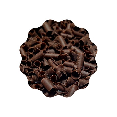 1 kg BLOSSOMS posypka z czekolady deserowej CHD-BS-20568E0-999 Callebaut