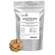 1kg Czekolada 31% BIAŁA Karmelowa GOLD QUINTIN CHW-R118GOLDE6-Z71 Carma