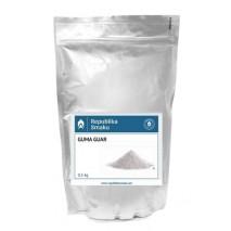 500g GUMA GUAR 5000-500CPS E412 substancja zagęszczająca Republika Smaku
