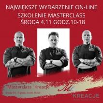 4.11 Szkolenie Masterclass KREACJE Iwaniuk Rosiński Wiśniewski