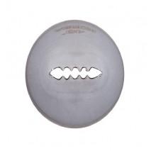 1 szt. Tylka mała 8 x h 40 mm płaska z ząbkami 20559 Thermohauser