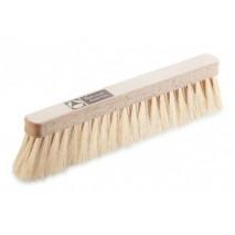 Miotła dł. 300 mm do mąki z włosiem naturalnym drewniana rączka 44381 Thermohauser