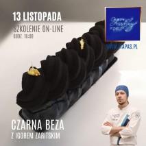 Eklery / 3 rodzaje / pistacja/czekolada/wanilia NAGRANIE ze Szkolenia cukiernicze on-line z dn. 27.05