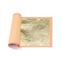 25 szt. Złoto jadalne w listkach CLR-DC-GOLD03-999 CacaoBarry