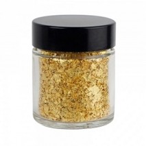 300 mg Złoto jadalne 22 karaty (NR5) w płatkach LAF