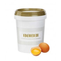 1,2kg 12812 TUORLOMIO pasteryzowane żółtka jaj z cukrem BABBI
