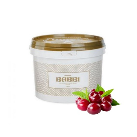 3kg VARIEGATO AMARENA FRUTTO EXTRA pasta wiśniowa z całymi owocami 13202 BABBI