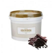3kg VARIEGATO NEROKROK pasta ciemna czekolada z ciasteczkami 12345 BABBI