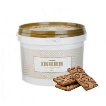 3kg VARIEGATO BISCOTTO SPECULOOS pasta z ciasteczkami korzennymi 12381 BABBI