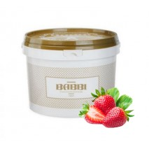 3kg PASTA FRAGOLA skoncentrowana pasta truskawkowa 12601 BABBI