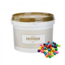 3kg PASTA AZZURRO skoncentrowana pasta guma balonowa niebieska 12407 BABBI